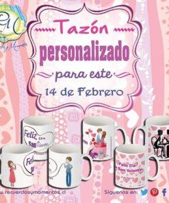 Tazón Día de San Valentín