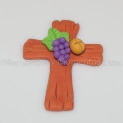 Cruz pan y uva