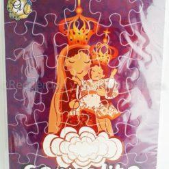 Puzzle Virgencita Carmelita