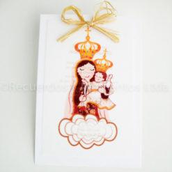 Santito Carmelita (Virgencitas y Santitos RyM)