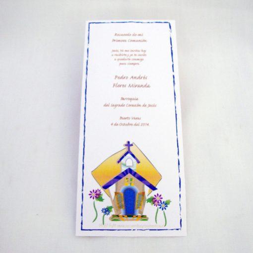 Separador de libro (Iglesia)